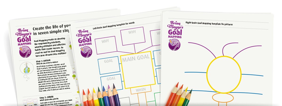 Goal Mapping templates