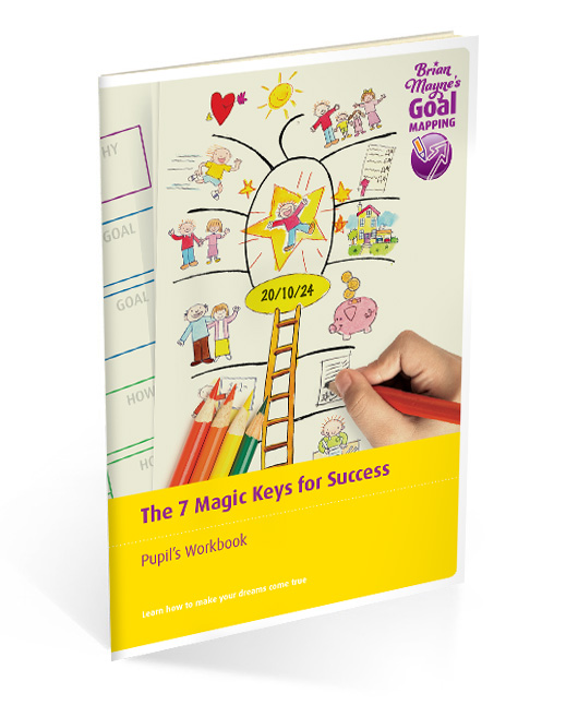 Goal Mapping 7 Magic Keys Pupil's Workbook