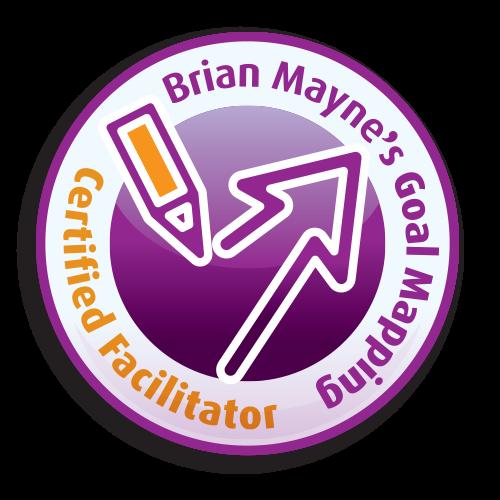 Certified Goal Mapping Facilitator logo