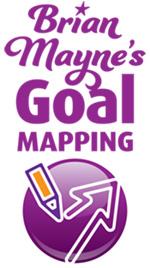 Brian Mayne's Goal Mapping logo