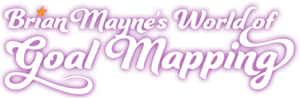 Brian Mayne's World of Goal Mapping Logo