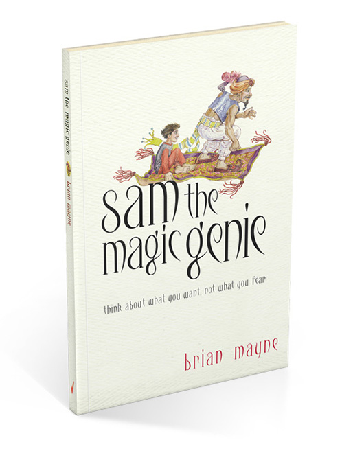 Brian Mayne's Sam the Magic Genie book