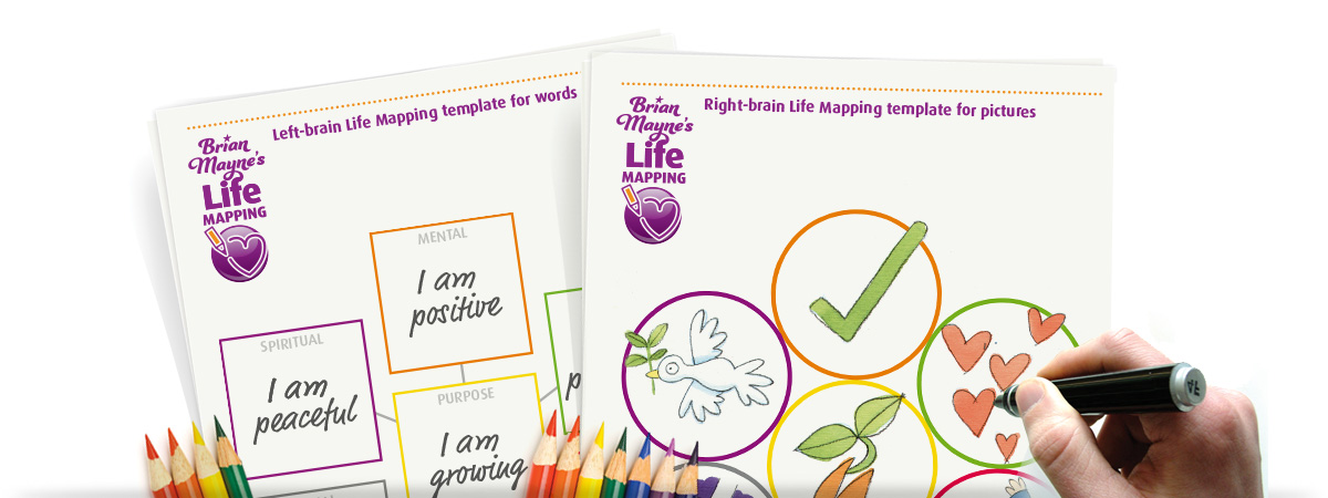 Life Mapping templates