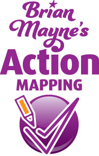 Action Mapping logo