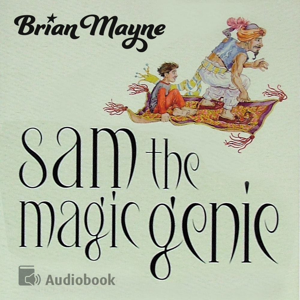 Sam the Magic Genie audiobook
