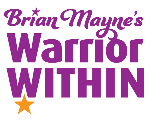 Brian Mayne's Warrior Within logo